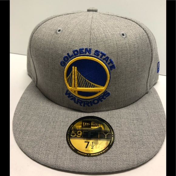 New Era Other - Golden state warriors new era fitted hat